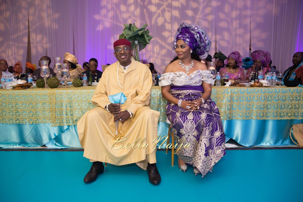 Ezinne & Uchenne - Igbo Nigerian Traditional Wedding in Texas, USA - Dure Events - BellaNaija56