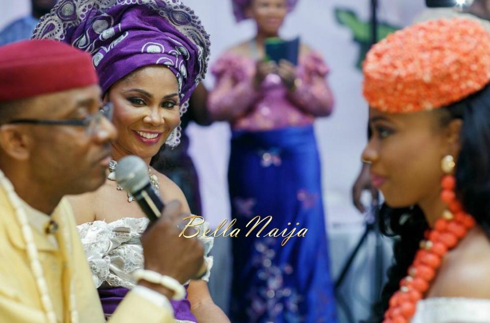 Ezinne & Uchenne - Igbo Nigerian Traditional Wedding in Texas, USA - Dure Events - BellaNaija57