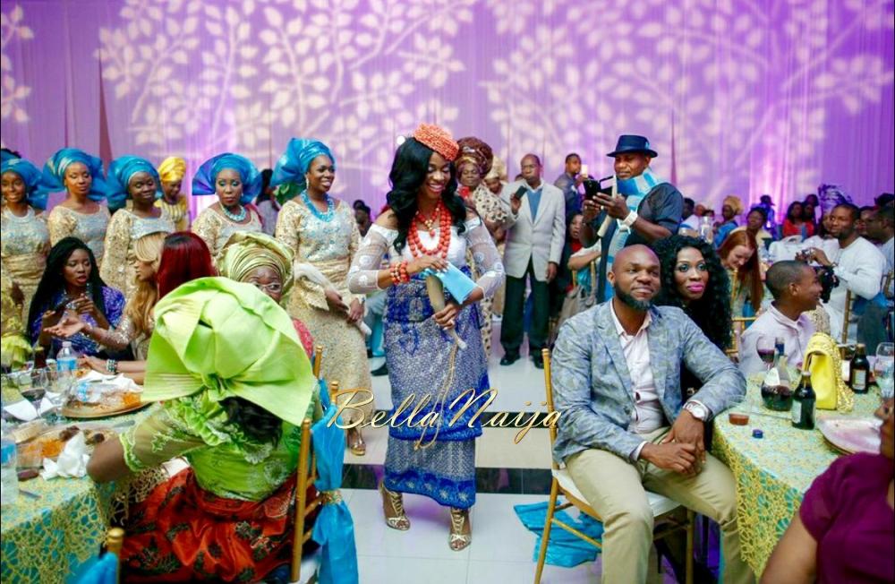 Ezinne & Uchenne - Igbo Nigerian Traditional Wedding in Texas, USA - Dure Events - BellaNaija61