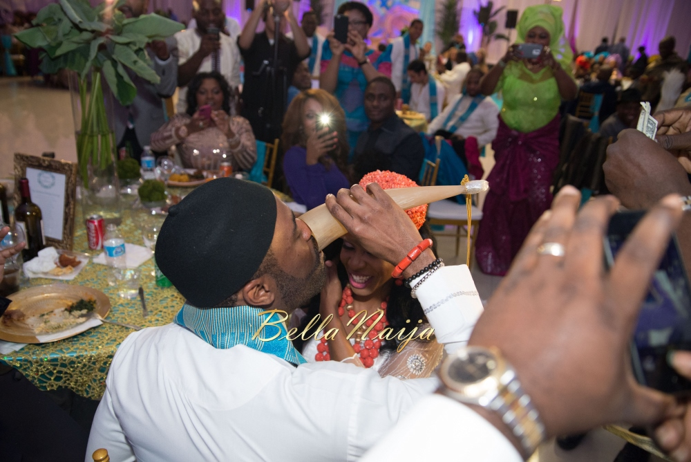 Ezinne & Uchenne - Igbo Nigerian Traditional Wedding in Texas, USA - Dure Events - BellaNaija62.2