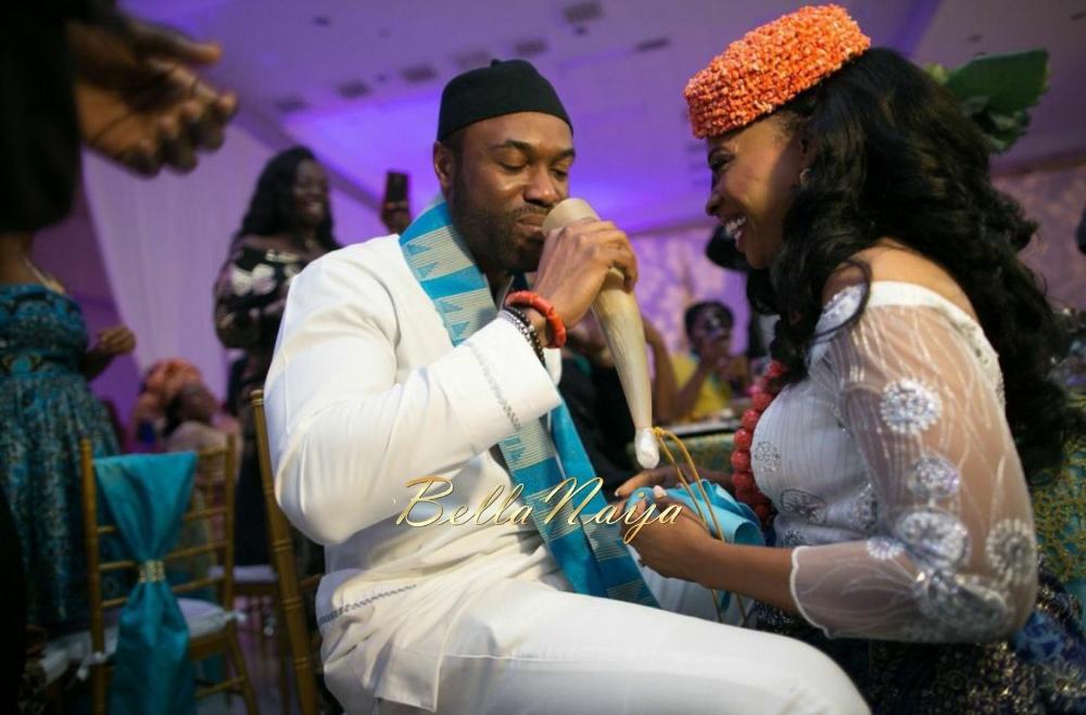 Ezinne & Uchenne - Igbo Nigerian Traditional Wedding in Texas, USA - Dure Events - BellaNaija63