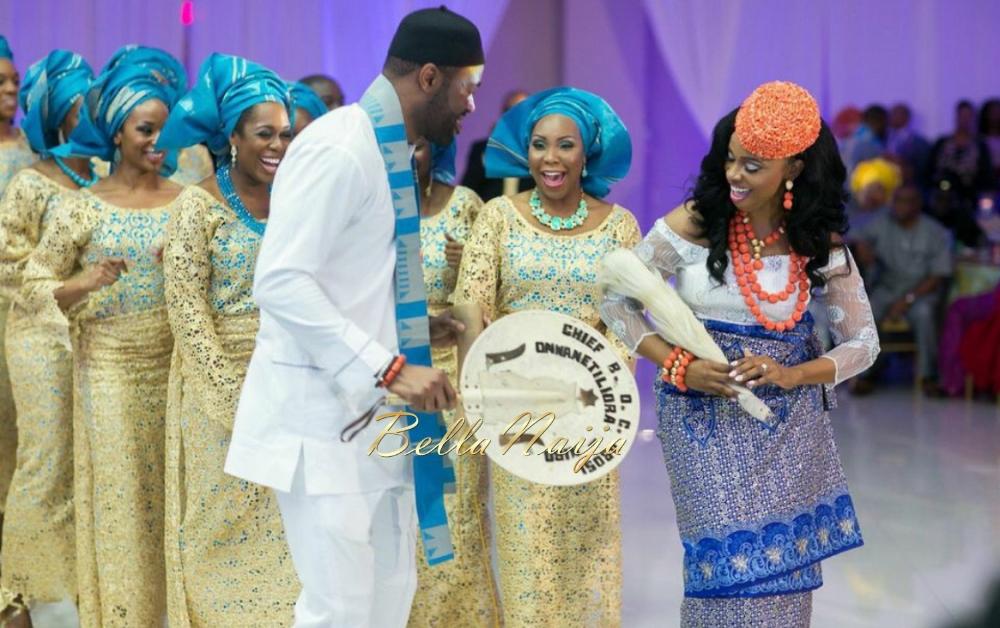 Ezinne & Uchenne - Igbo Nigerian Traditional Wedding in Texas, USA - Dure Events - BellaNaija65