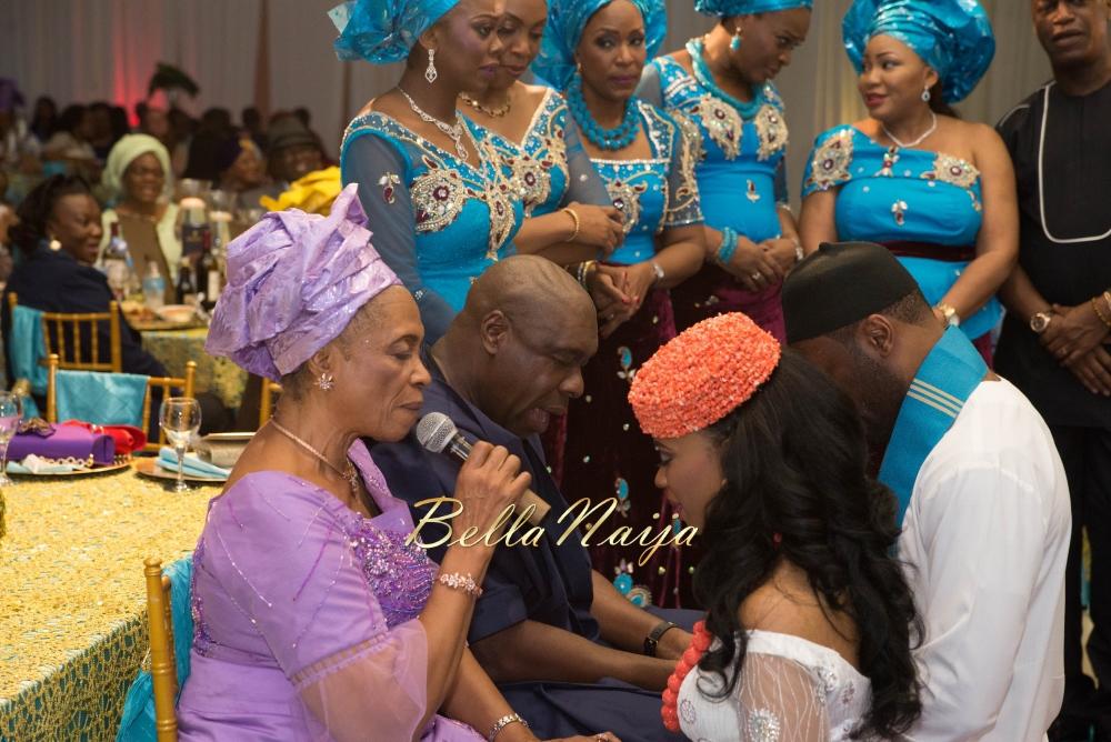 Ezinne & Uchenne - Igbo Nigerian Traditional Wedding in Texas, USA - Dure Events - BellaNaija67.0