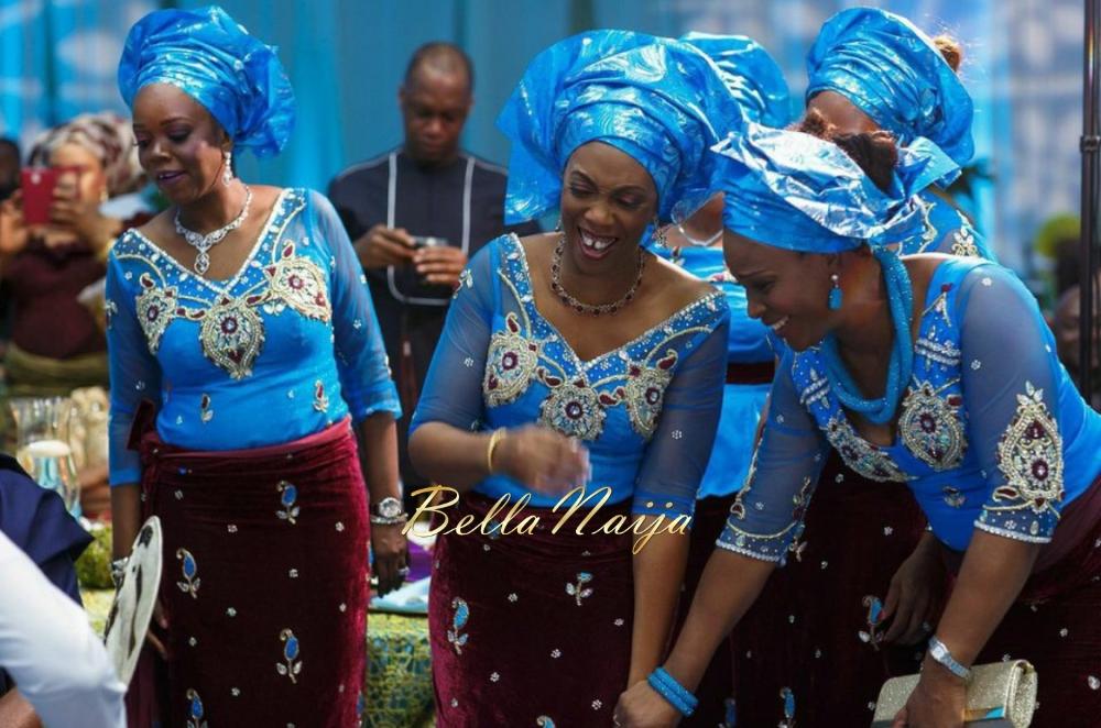 Ezinne & Uchenne - Igbo Nigerian Traditional Wedding in Texas, USA - Dure Events - BellaNaija69