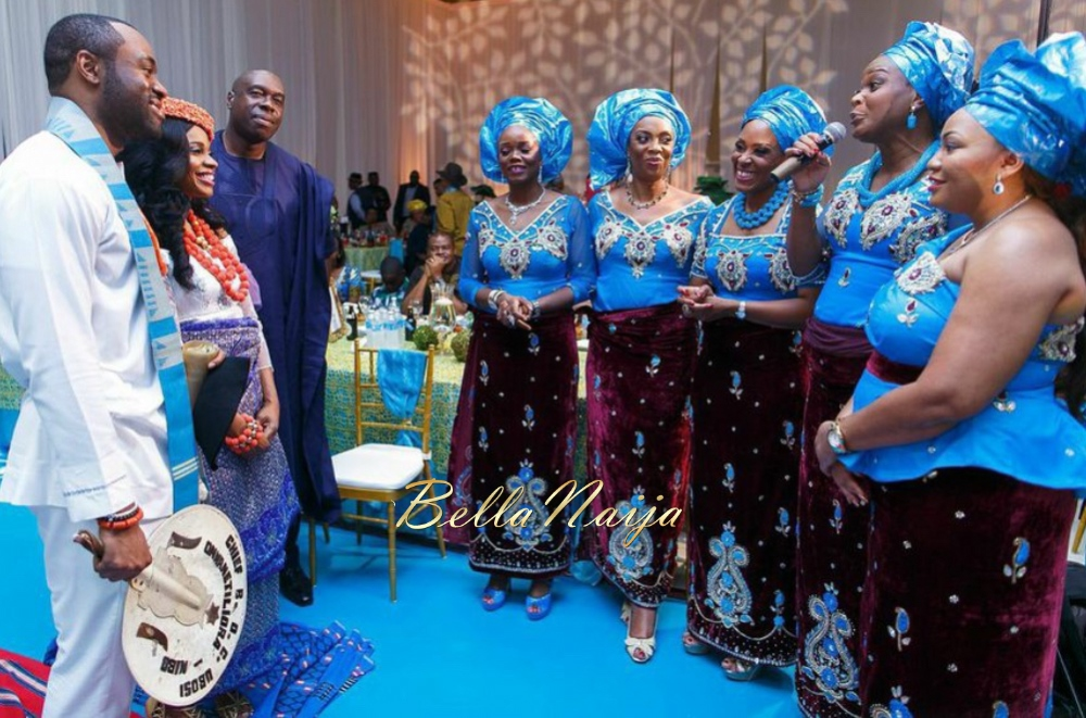 Ezinne & Uchenne - Igbo Nigerian Traditional Wedding in Texas, USA - Dure Events - BellaNaija70