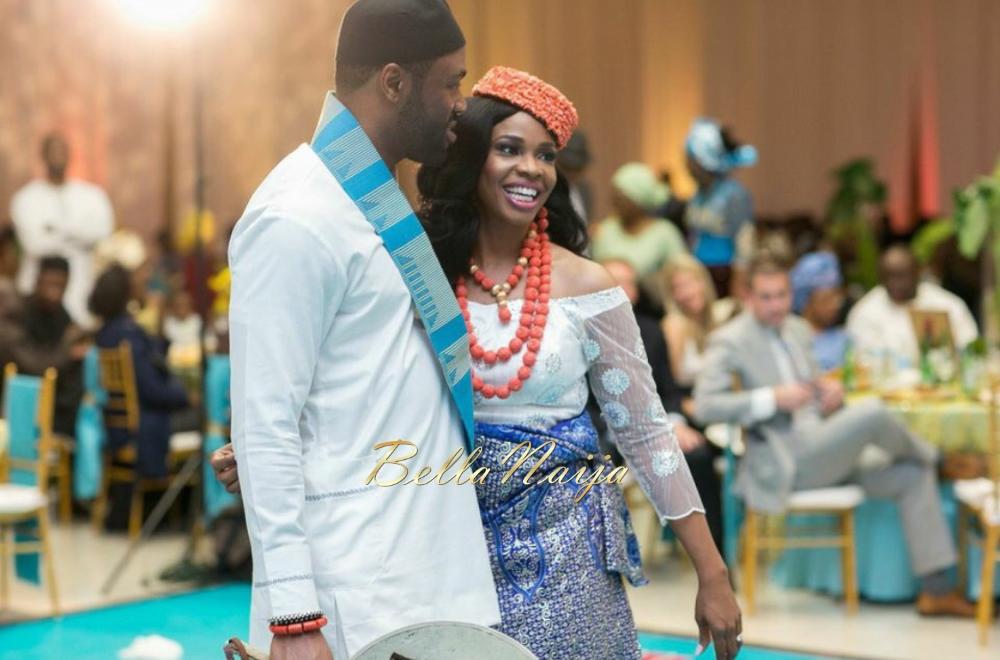 Ezinne & Uchenne - Igbo Nigerian Traditional Wedding in Texas, USA - Dure Events - BellaNaija71