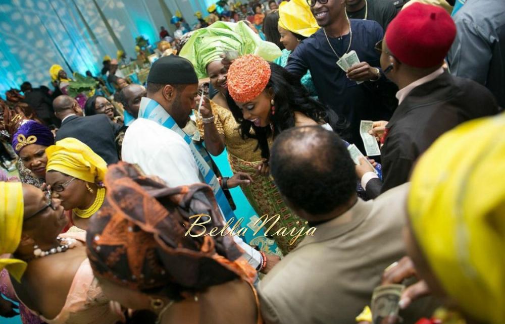 Ezinne & Uchenne - Igbo Nigerian Traditional Wedding in Texas, USA - Dure Events - BellaNaija72