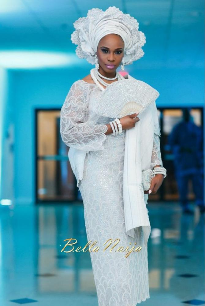Ezinne & Uchenne - Igbo Nigerian Traditional Wedding in Texas, USA - Dure Events - BellaNaija76