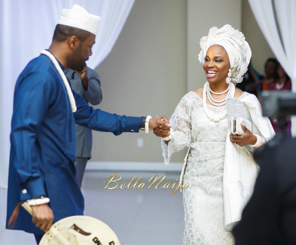 Ezinne & Uchenne - Igbo Nigerian Traditional Wedding in Texas, USA - Dure Events - BellaNaija77
