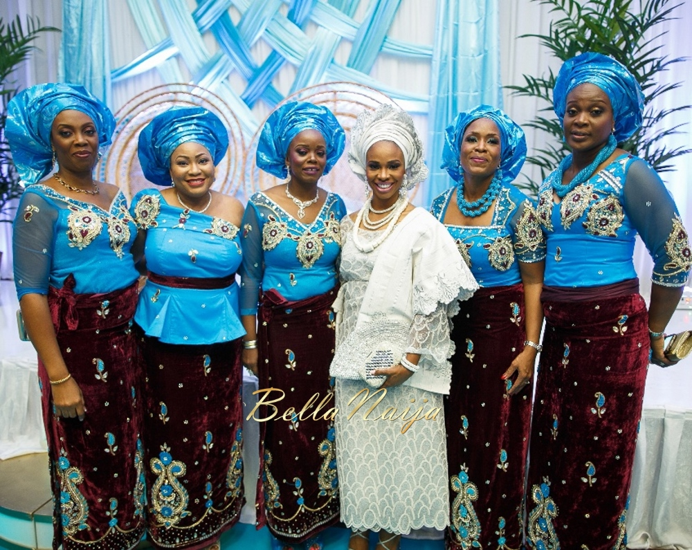 Ezinne & Uchenne - Igbo Nigerian Traditional Wedding in Texas, USA - Dure Events - BellaNaija82.0