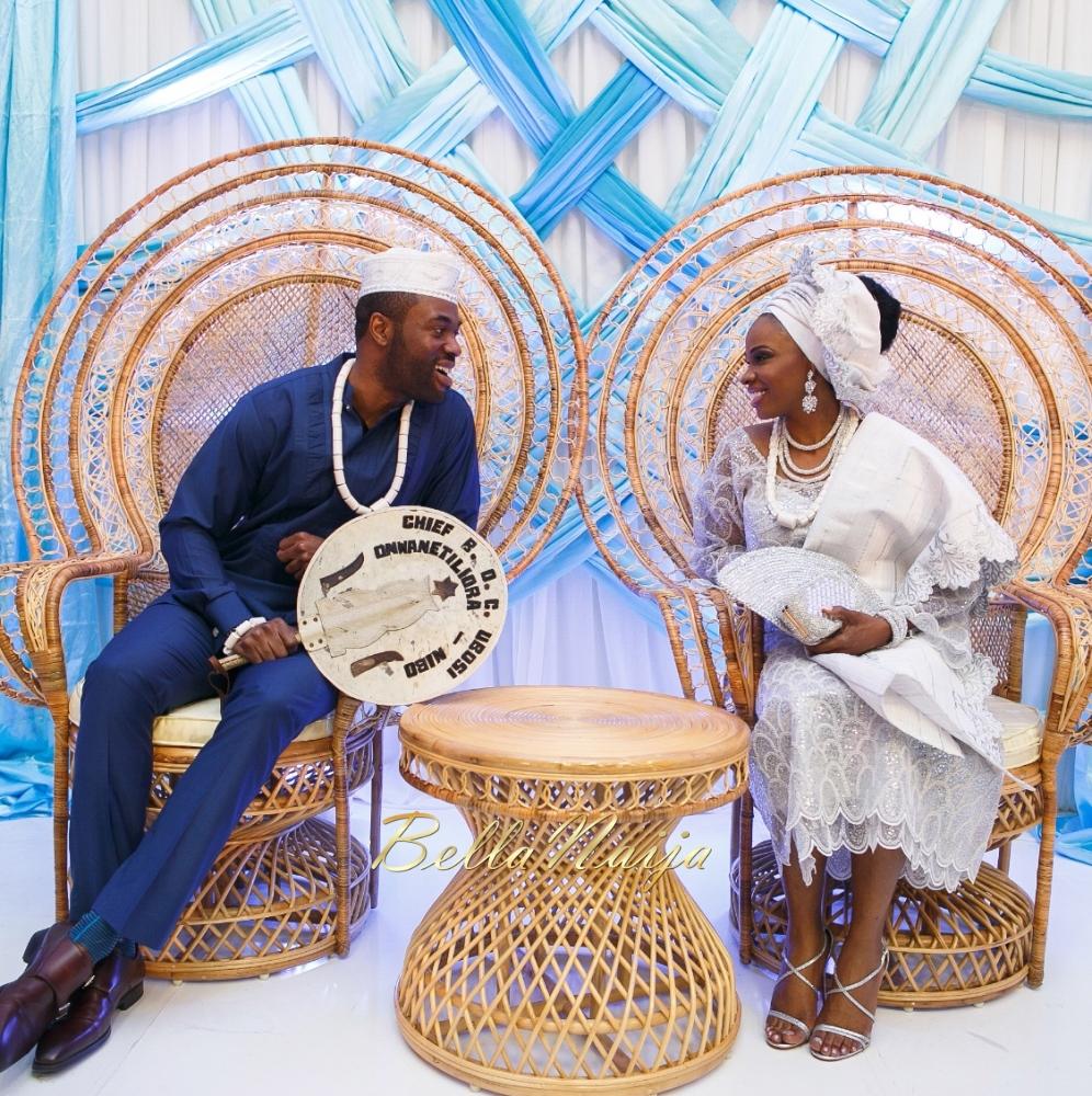 Ezinne & Uchenne - Igbo Nigerian Traditional Wedding in Texas, USA - Dure Events - BellaNaija82.4