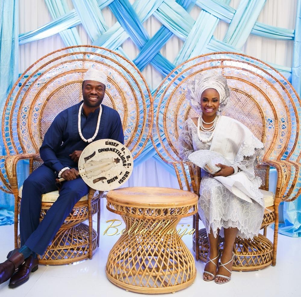 Ezinne & Uchenne - Igbo Nigerian Traditional Wedding in Texas, USA - Dure Events - BellaNaija83