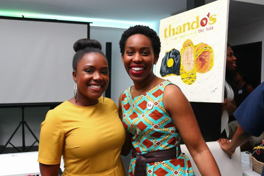 Facebook & She Leads Africa host Women Influencers in Media - Bellanaija - April2015001