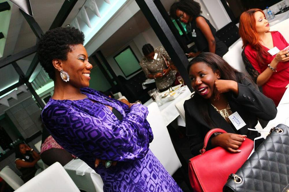 Facebook & She Leads Africa host Women Influencers in Media - Bellanaija - April2015010
