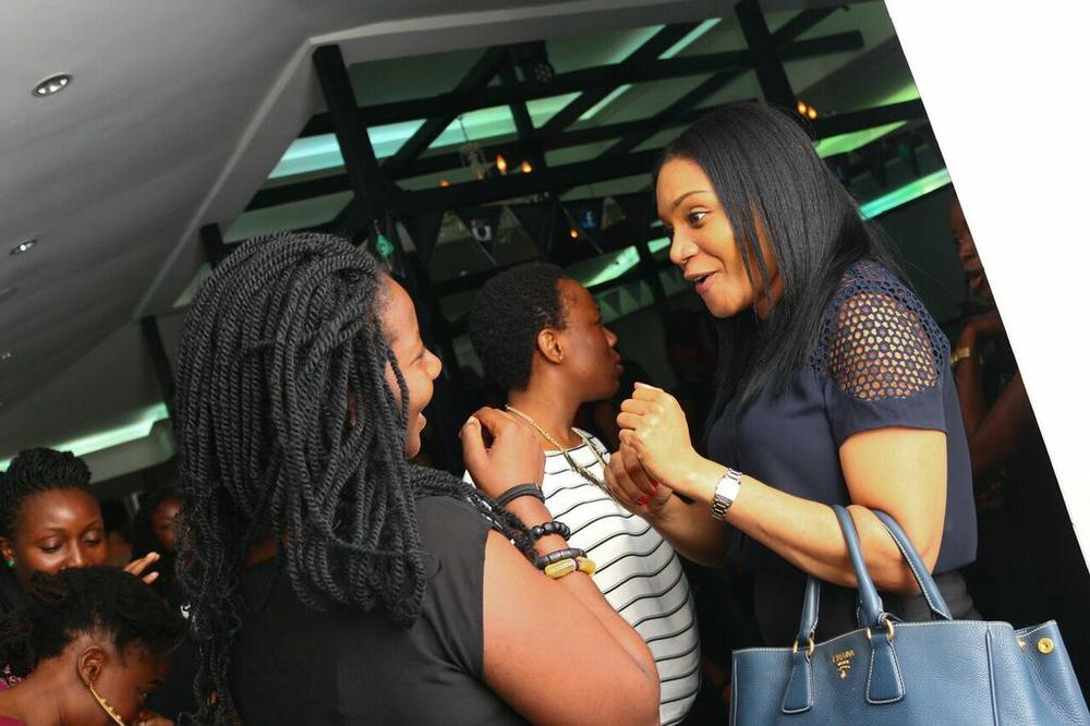 Facebook & She Leads Africa host Women Influencers in Media - Bellanaija - April2015011