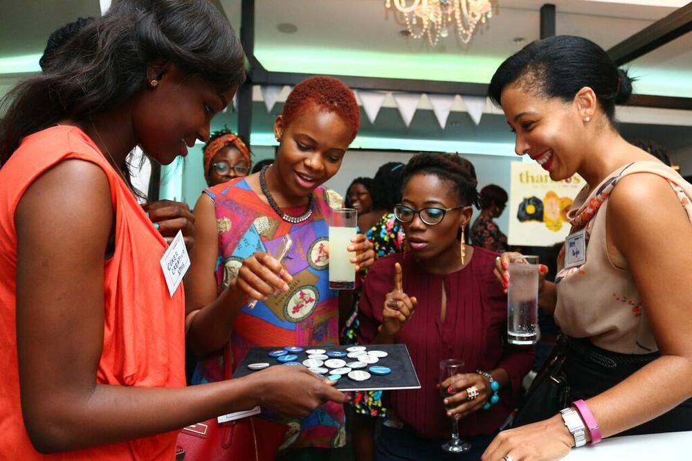Facebook & She Leads Africa host Women Influencers in Media - Bellanaija - April2015016