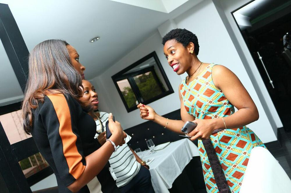 Facebook & She Leads Africa host Women Influencers in Media - Bellanaija - April2015017