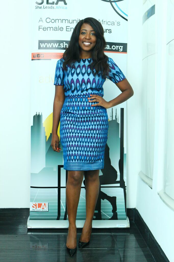 Facebook & She Leads Africa host Women Influencers in Media - Bellanaija - April2015018