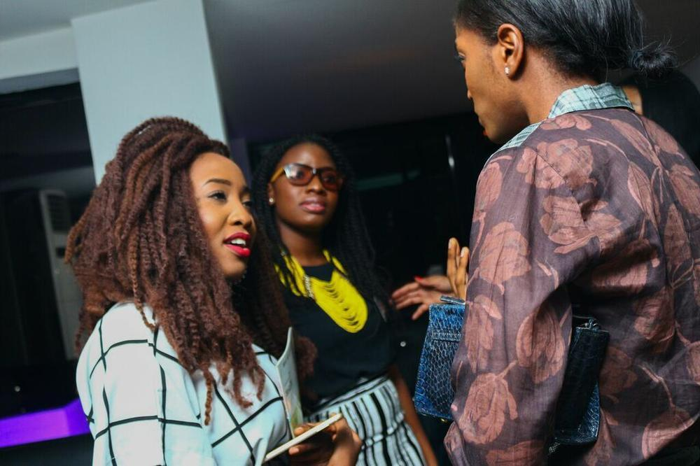 Facebook & She Leads Africa host Women Influencers in Media - Bellanaija - April2015019