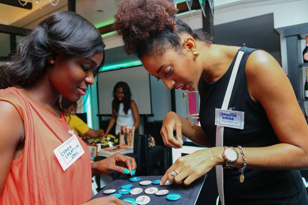 Facebook & She Leads Africa host Women Influencers in Media - Bellanaija - April2015025