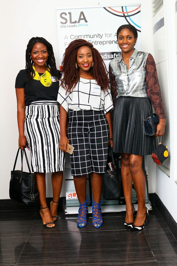 Facebook & She Leads Africa host Women Influencers in Media - Bellanaija - April2015033