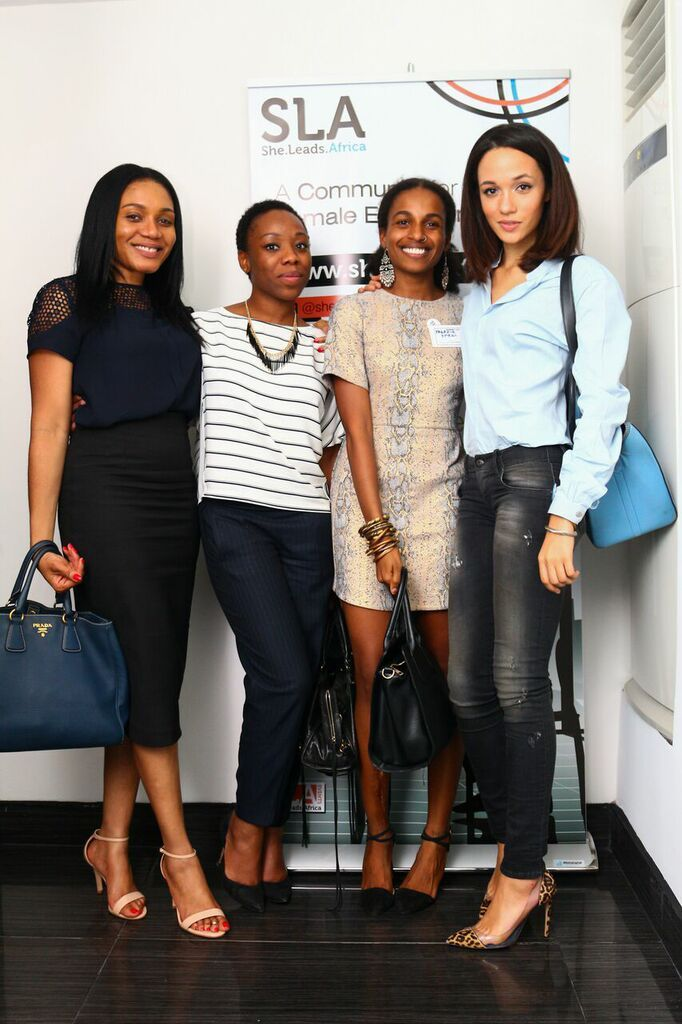 Facebook & She Leads Africa host Women Influencers in Media - Bellanaija - April2015036
