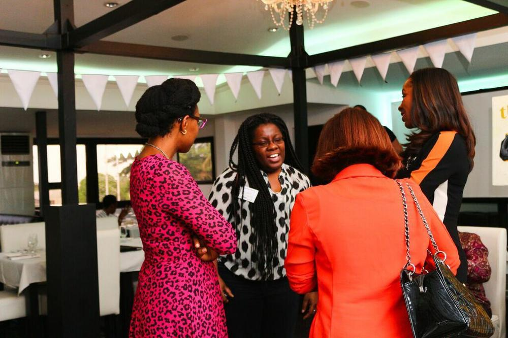Facebook & She Leads Africa host Women Influencers in Media - Bellanaija - April2015037