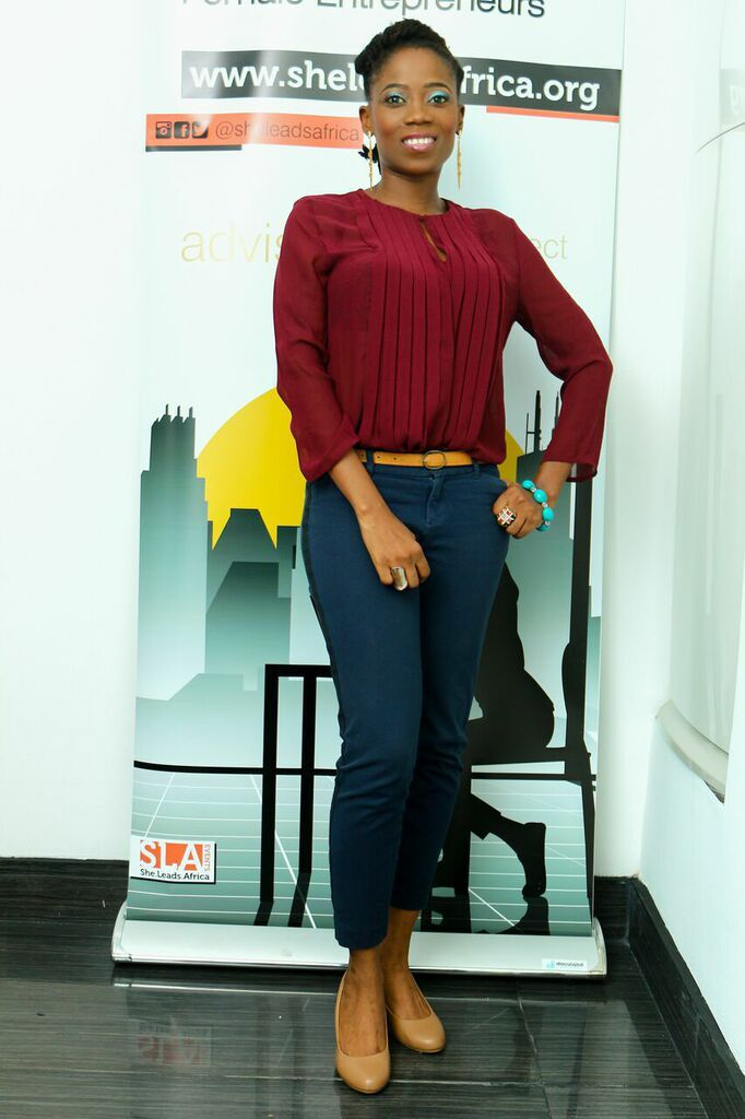 Facebook & She Leads Africa host Women Influencers in Media - Bellanaija - April2015038