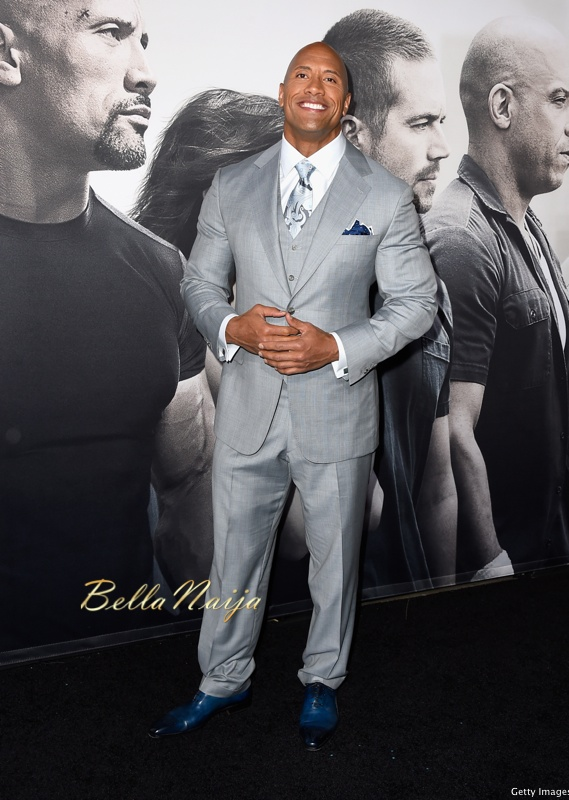 The Rock opens up on battling Depression - BellaNaija