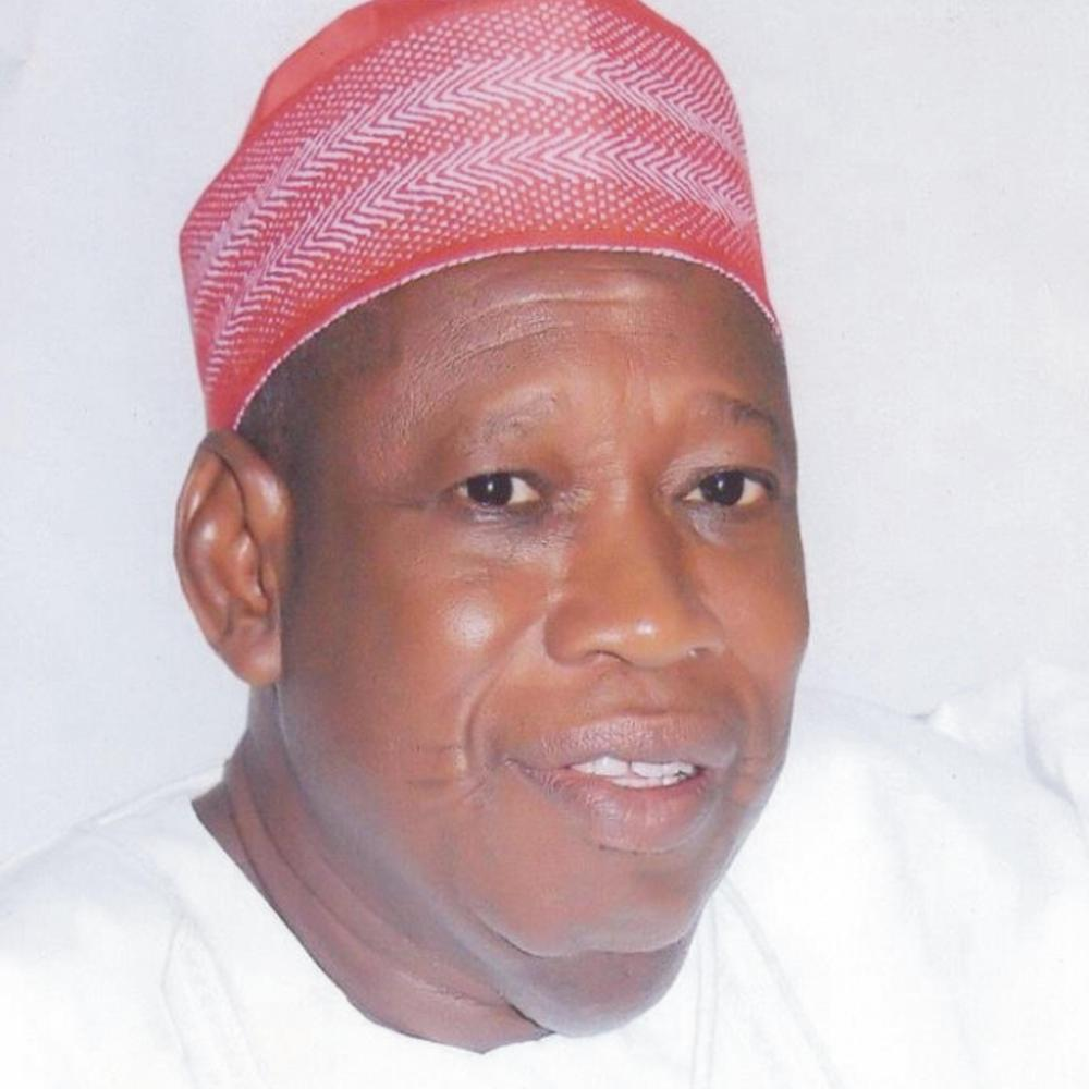 Governor Abdullahi Ganduje of Kano State