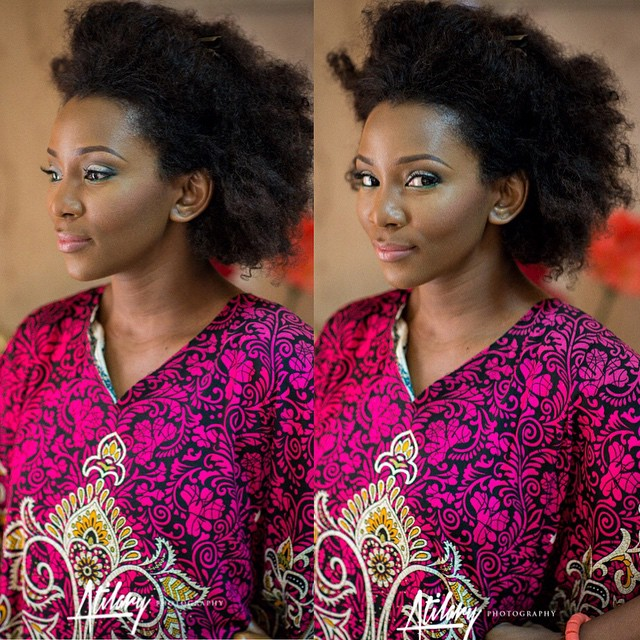 Genevieve Nnaji - Photo by Atilary