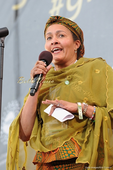 United Nations, Special Advisor on Post 2015 Development Planning Amina J. Mohammed