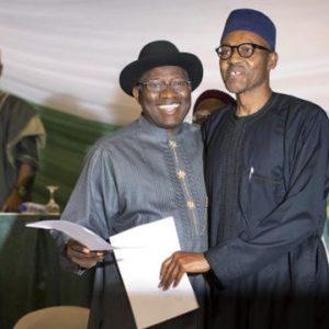 Goodluck Buhari 2
