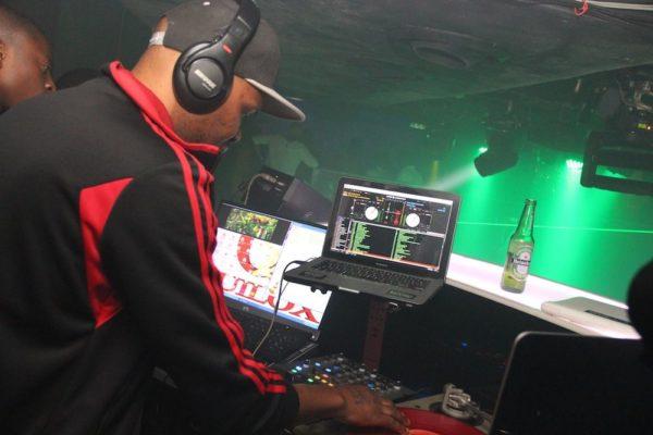 DJ Snoop Da Damaja on the Wheels of Steel