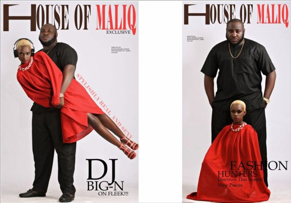 HouseOfMaliq-Magazine-DjbigN-Ramona-Fouziah-Model-Covers-May-Issue-2015-Editorial-