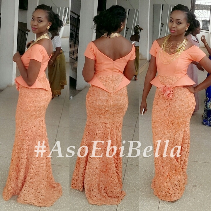 Ifeoma, Outfit by @celebrityqueenn