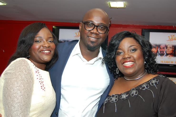 Lindsey, Ope (General Manager, Genesis) & Afurobi Oluchi