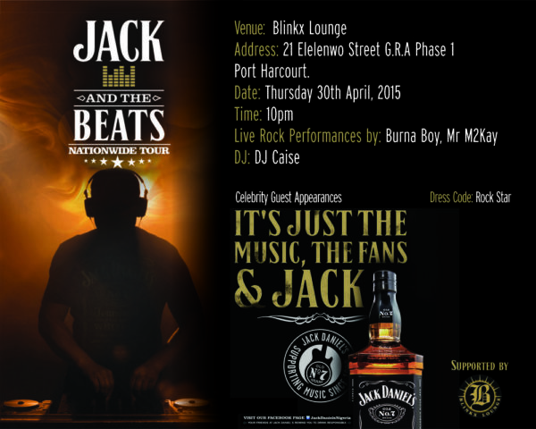 Jack and The Beats -BellaNaija- April 2015001