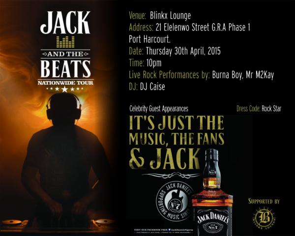 Jack and The Beats -BellaNaija- April 2015001
