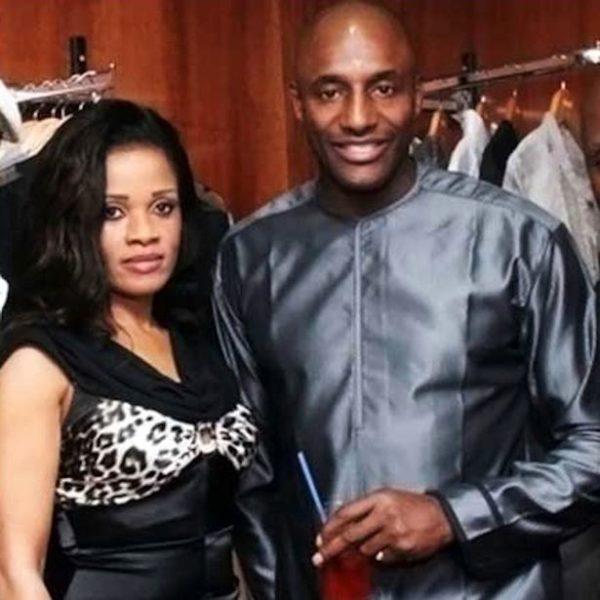 John and Abigail Fashanu