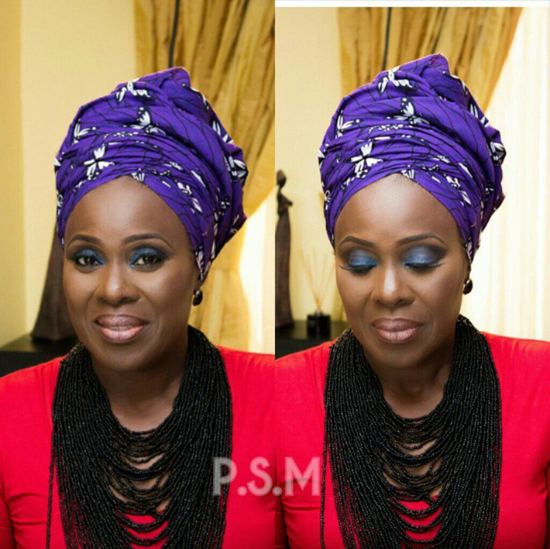 Joke Silva - Makeover by PSM