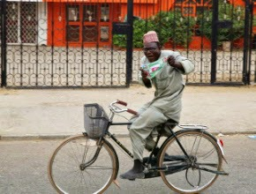 Kaduna Cyclist
