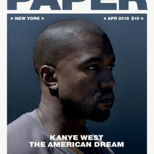 Kanye West for Paper Magazine - Bellanaija - April2015