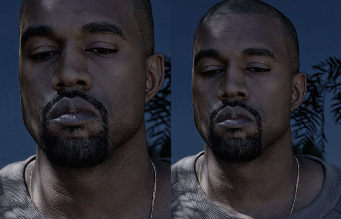 Kanye West for Paper Magazine - Bellanaija - April2015003