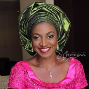 Kate Henshaw Makeup - BellaNaija - April2015