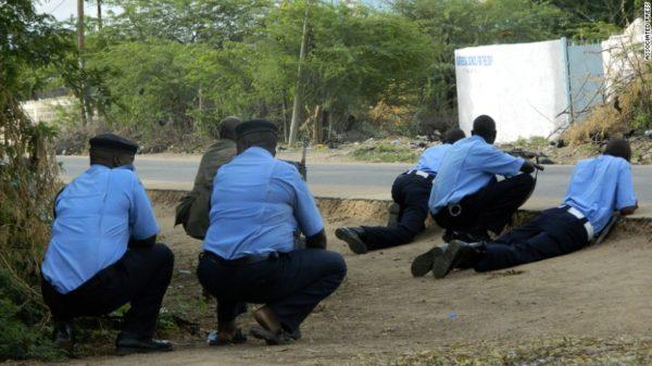 Kenya Policemen
