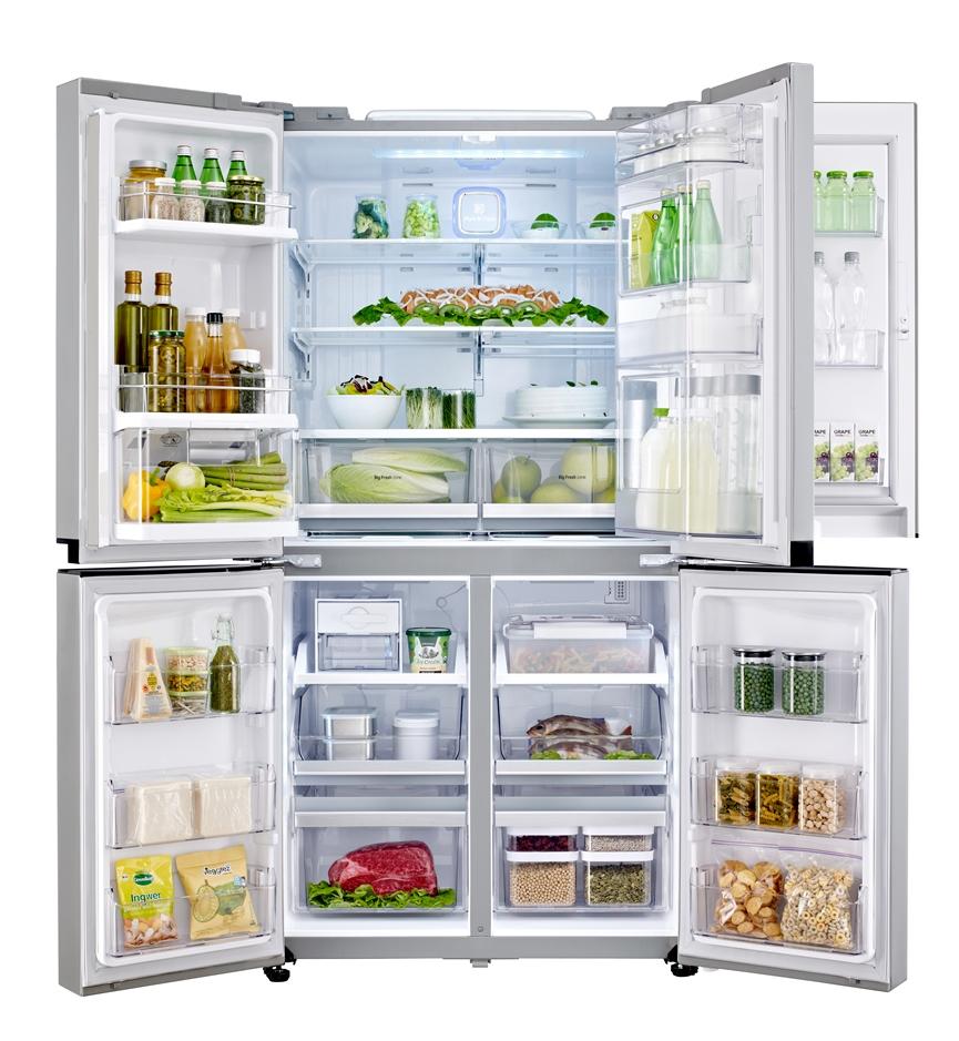 award winning lg premium door in door refrigerators. Black Bedroom Furniture Sets. Home Design Ideas