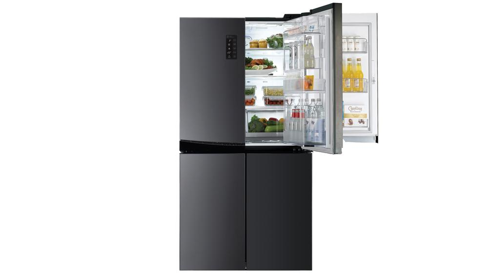 award winning lg premium door in door refrigerators receive high recognition in uk china. Black Bedroom Furniture Sets. Home Design Ideas
