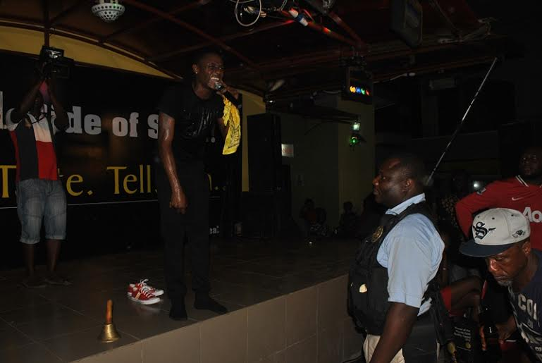 Legend Extra Stout Taste & Tell Activation hosted by Nigerian Breweries Plc - BellaNaija - April2015005