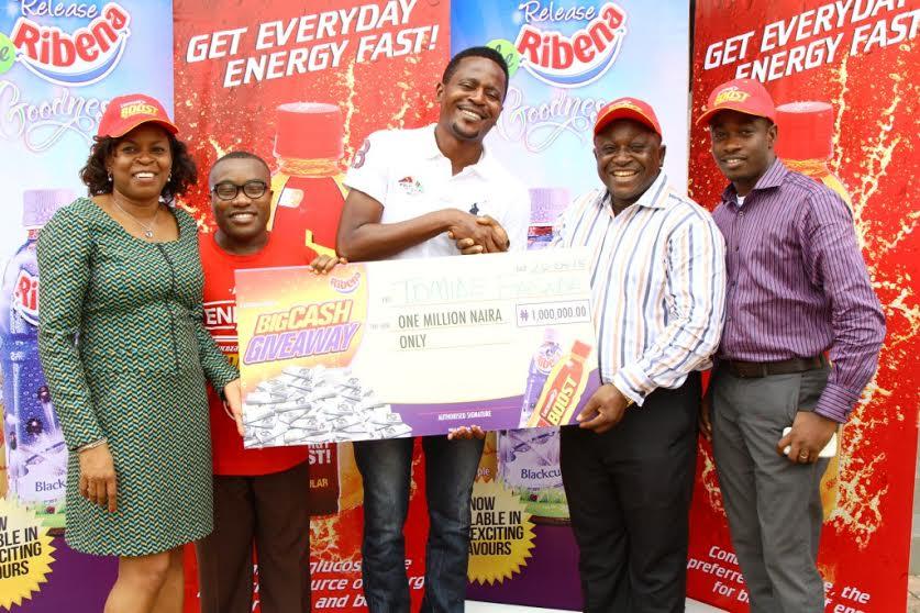 Lucozade Ribena Big Cash Giveaway Promo Winners - BellaNaija - April2015001